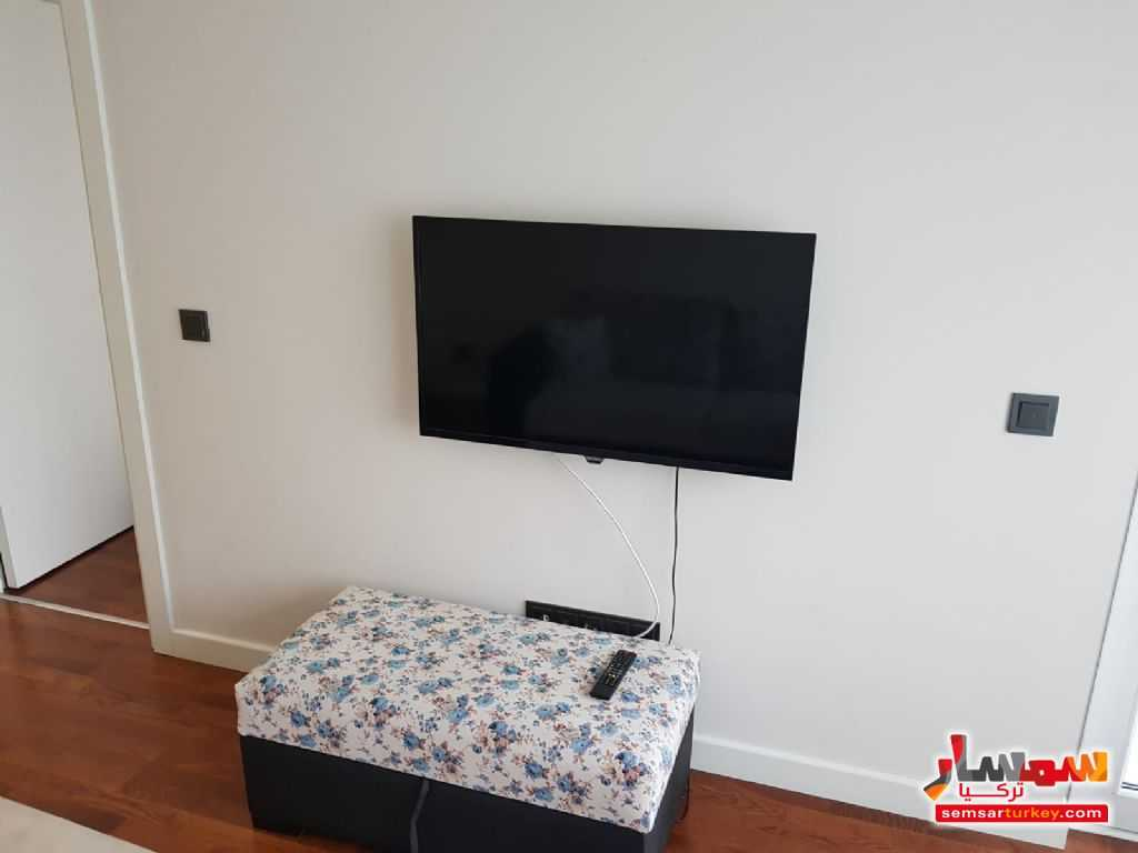 Photo 7 - Apartment 2 bedrooms 1 bath 75 sqm lux For Rent Bashakshehir Istanbul