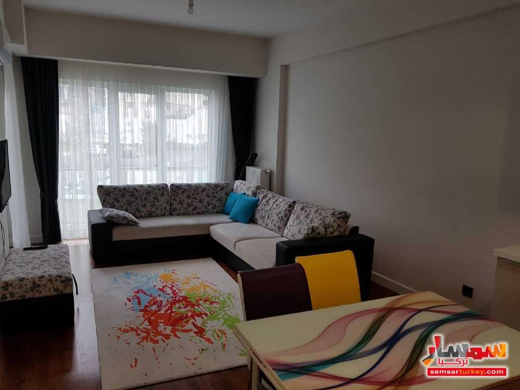 Photo 8 - Apartment 2 bedrooms 1 bath 75 sqm lux For Rent Bashakshehir Istanbul