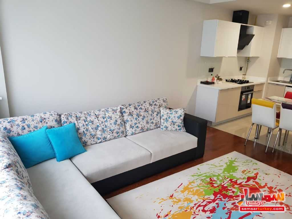 Photo 9 - Apartment 2 bedrooms 1 bath 75 sqm lux For Rent Bashakshehir Istanbul