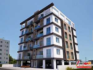 Ad Photo: Duplex 3 bedrooms 2 baths 133 sqm super lux in Famagusta