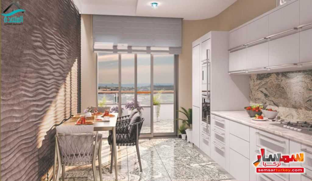 Photo 8 - Apartment 1 bedroom 1 bath 88 sqm super lux For Sale Avglar Istanbul