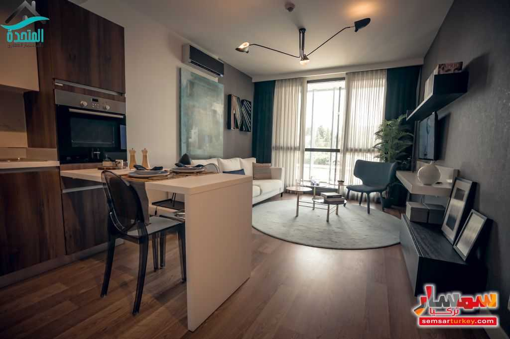 Ad Photo: Apartment 1 bedroom 1 bath 58 sqm extra super lux in Bashakshehir  Istanbul