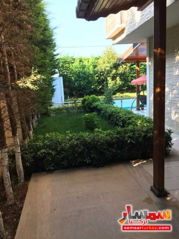 Photo 12 - Villa 5 bedrooms 2 baths 400 sqm extra super lux For Sale Shile Istanbul