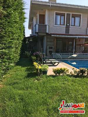 Villa 5 bedrooms 2 baths 400 sqm extra super lux For Sale Shile Istanbul - 3