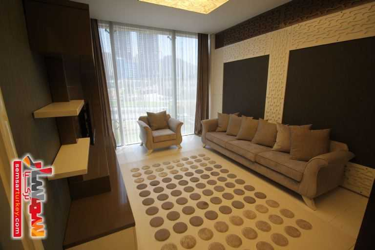 Photo 3 - Apartment 1 bedroom 1 bath 55 sqm super lux For Sale Beylikduzu Istanbul