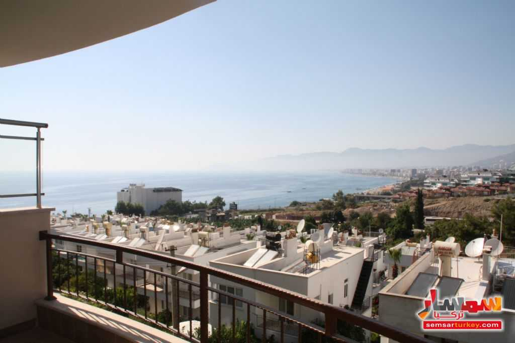 Ad Photo: Apartment 2 bedrooms 2 baths 110 sqm super lux in Antalya