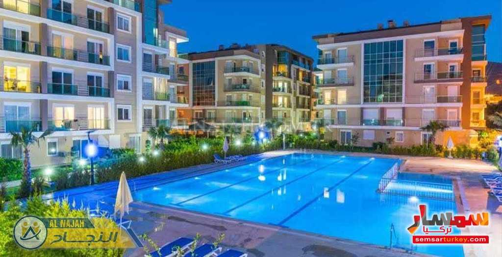 Photo 11 - Apartment 3 bedrooms 2 baths 120 sqm extra super lux For Sale Konyaalti Antalya
