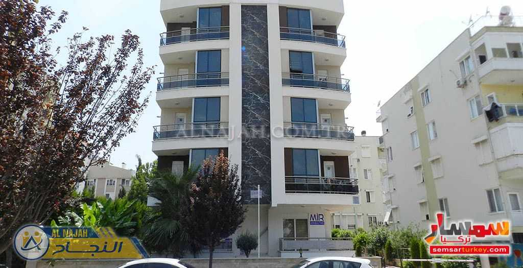Photo 1 - Apartment 2 bedrooms 1 bath 60 sqm extra super lux For Sale Konyaalti Antalya