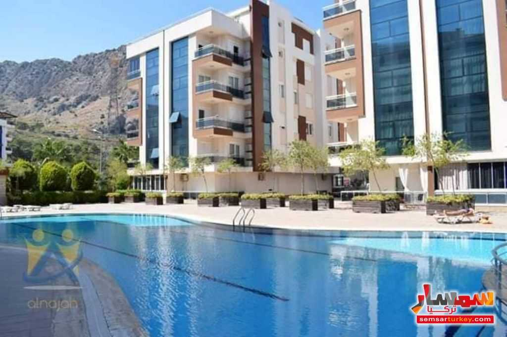 Photo 13 - Apartment 2 bedrooms 1 bath 65 sqm super lux For Sale Konyaalti Antalya