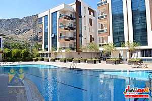 Apartment 2 bedrooms 1 bath 65 sqm super lux For Sale Konyaalti Antalya - 13
