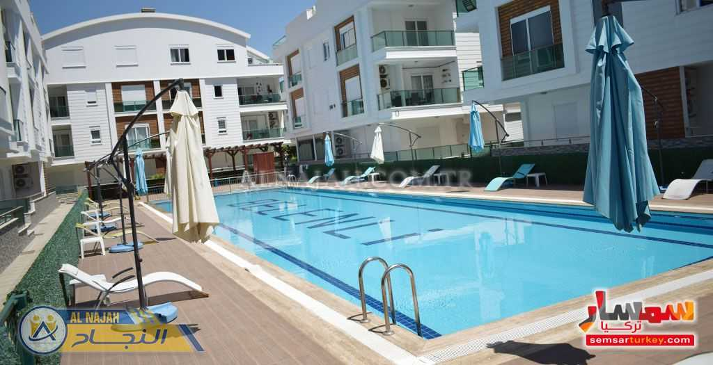 Ad Photo: Apartment 3 bedrooms 1 bath 95 sqm super lux in Antalya