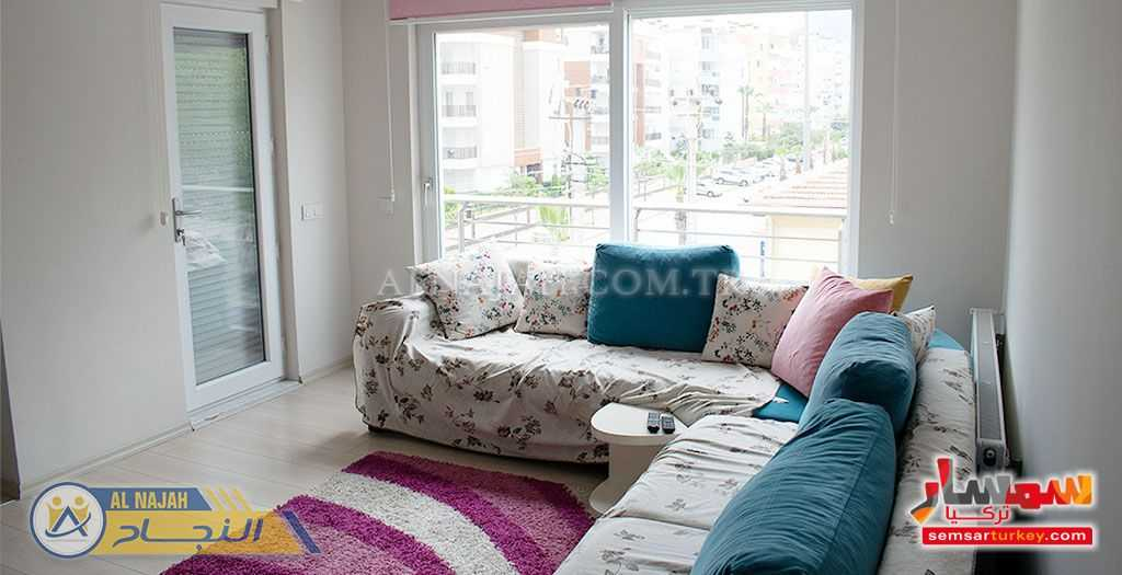 Photo 2 - Apartment 2 bedrooms 1 bath 95 sqm super lux For Sale Konyaalti Antalya