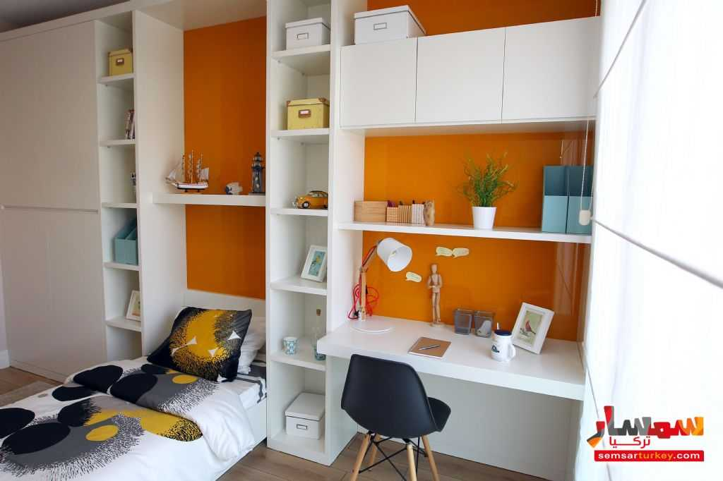 Photo 10 - Apartment 3 bedrooms 2 baths 101 sqm extra super lux For Sale Gaziosmanpasa Istanbul