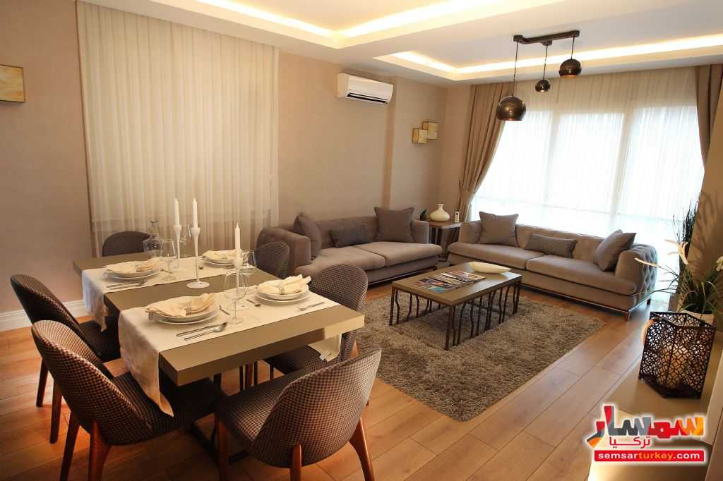 Photo 1 - Apartment 3 bedrooms 2 baths 101 sqm extra super lux For Sale Gaziosmanpasa Istanbul