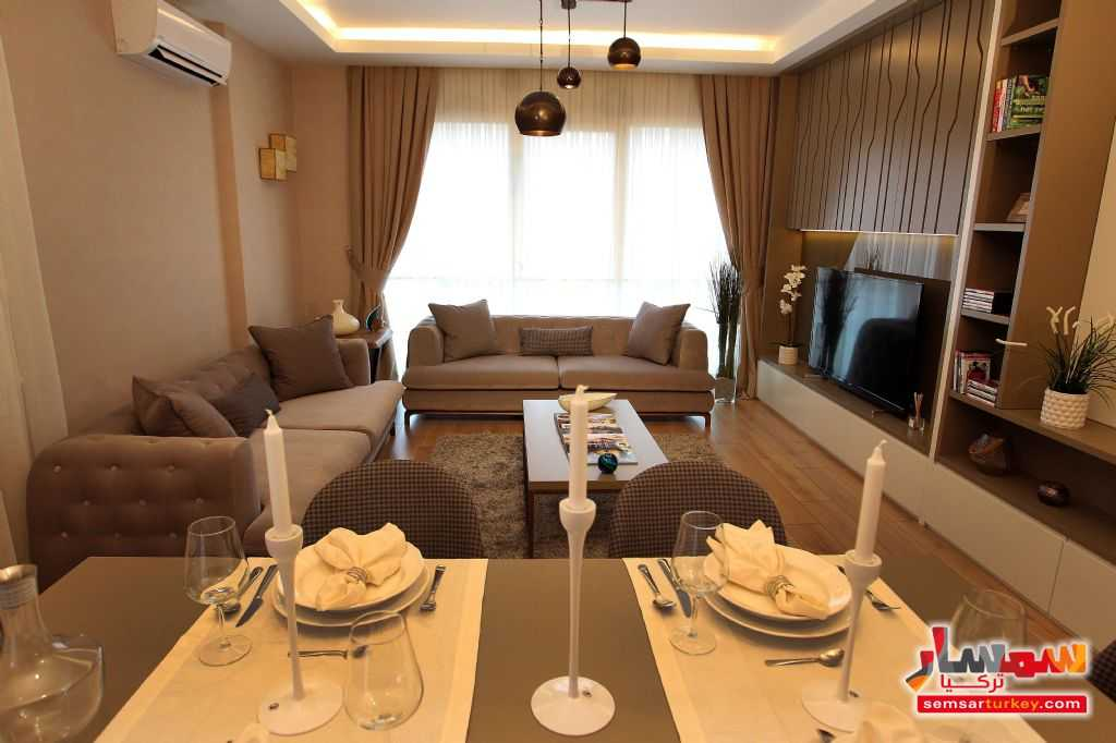 Photo 3 - Apartment 3 bedrooms 2 baths 101 sqm extra super lux For Sale Gaziosmanpasa Istanbul
