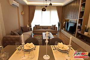 Apartment 3 bedrooms 2 baths 101 sqm extra super lux For Sale Gaziosmanpasa Istanbul - 3