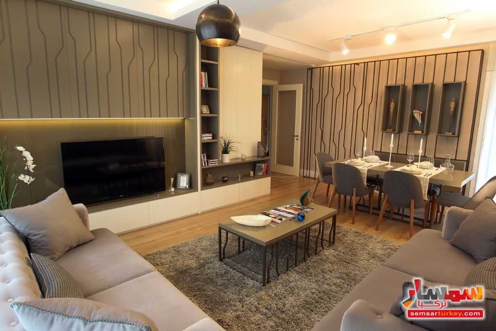 Photo 4 - Apartment 3 bedrooms 2 baths 101 sqm extra super lux For Sale Gaziosmanpasa Istanbul