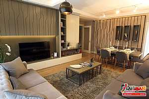 Apartment 3 bedrooms 2 baths 101 sqm extra super lux For Sale Gaziosmanpasa Istanbul - 4