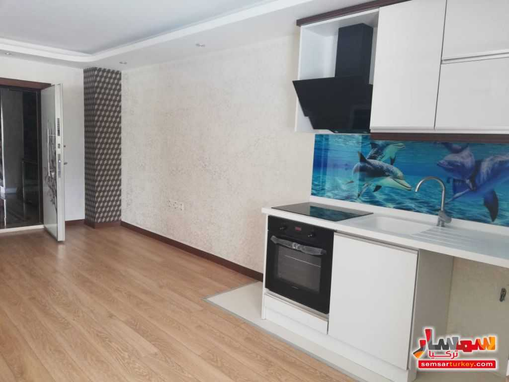 Photo 1 - Apartment 2 bedrooms 1 bath 95 sqm lux For Sale Konyaalti Antalya