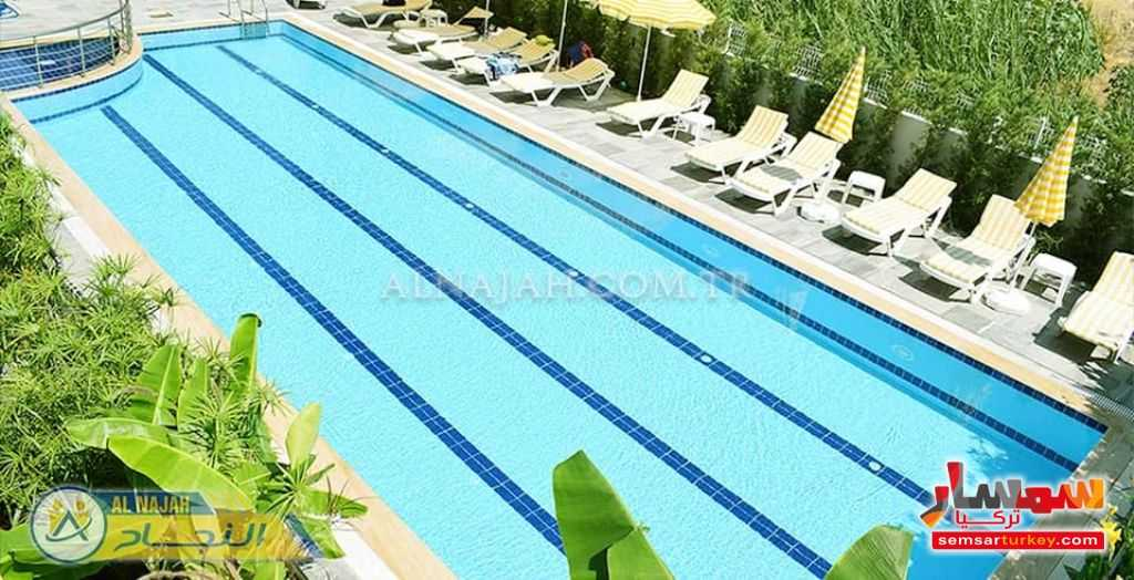 Photo 4 - Apartment 3 bedrooms 2 baths 100 sqm super lux For Sale Konyaalti Antalya