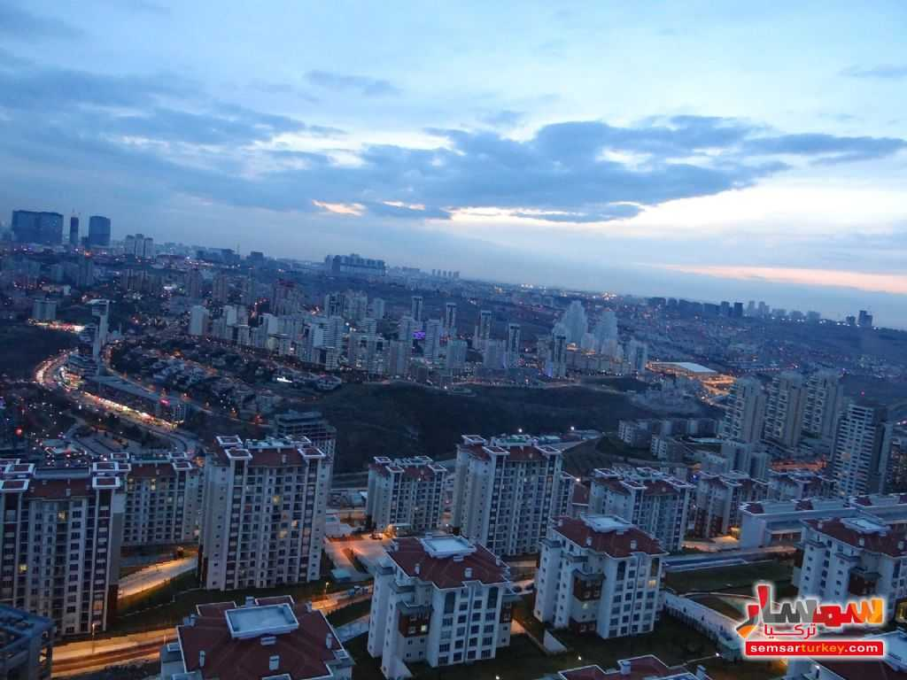 Photo 1 - Apartment 4 bedrooms 3 baths 202 sqm lux For Rent Bashakshehir Istanbul