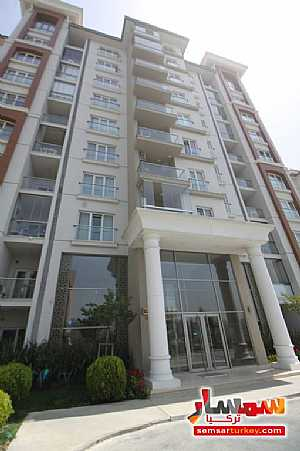 Apartment 2 bedrooms 2 baths 120 sqm lux For Sale Bashakshehir Istanbul - 2