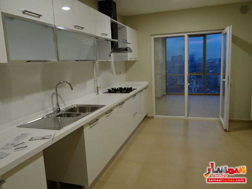 Photo 6 - Apartment 4 bedrooms 3 baths 200 sqm lux For Sale Bashakshehir Istanbul