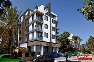 Ad Photo: Apartment 1 bedroom 1 bath 75 sqm super lux in Kyrenia