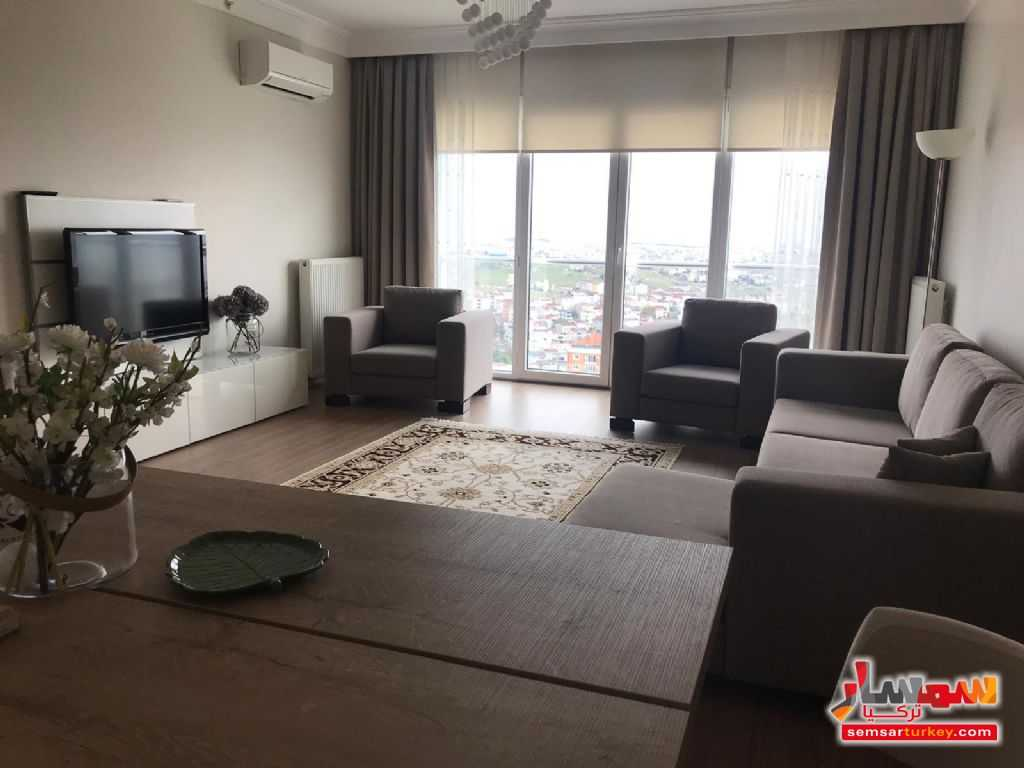 Photo 8 - Apartment 3 bedrooms 3 baths 198 sqm lux For Sale Bashakshehir Istanbul