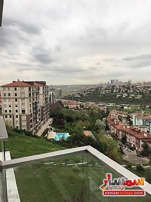 Apartment 2 bedrooms 2 baths 121 sqm super lux For Rent Bashakshehir Istanbul - 7