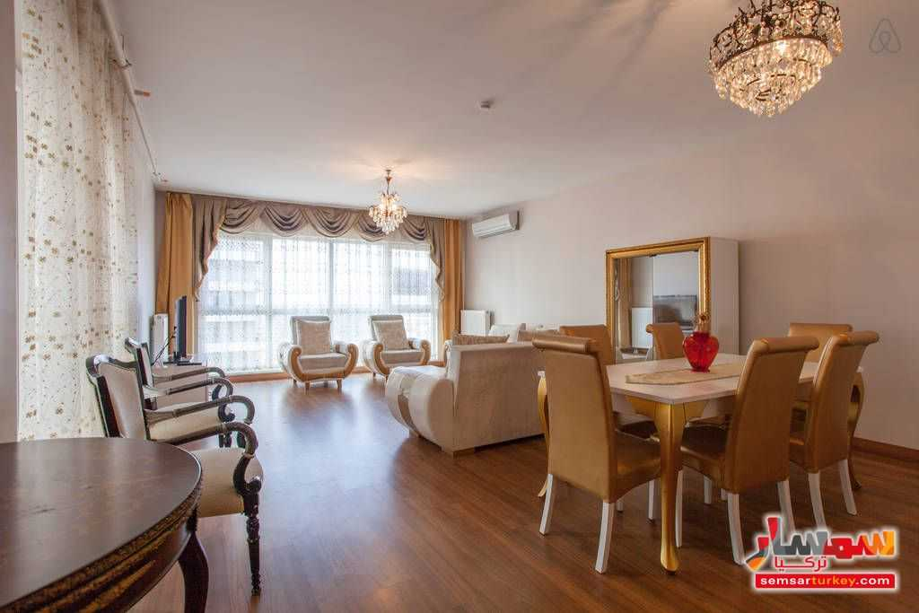 Photo 3 - Apartment 4 bedrooms 2 baths 203 sqm super lux For Rent Bashakshehir Istanbul