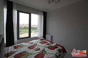 Apartment 1 bedroom 1 bath 75 sqm lux For Rent Bashakshehir Istanbul - 17