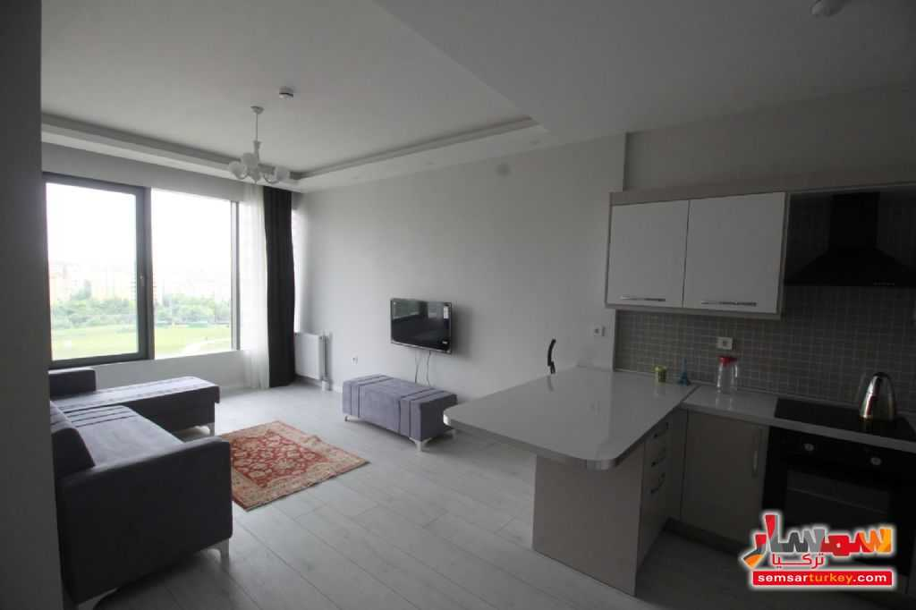 Photo 24 - Apartment 1 bedroom 1 bath 75 sqm lux For Rent Bashakshehir Istanbul