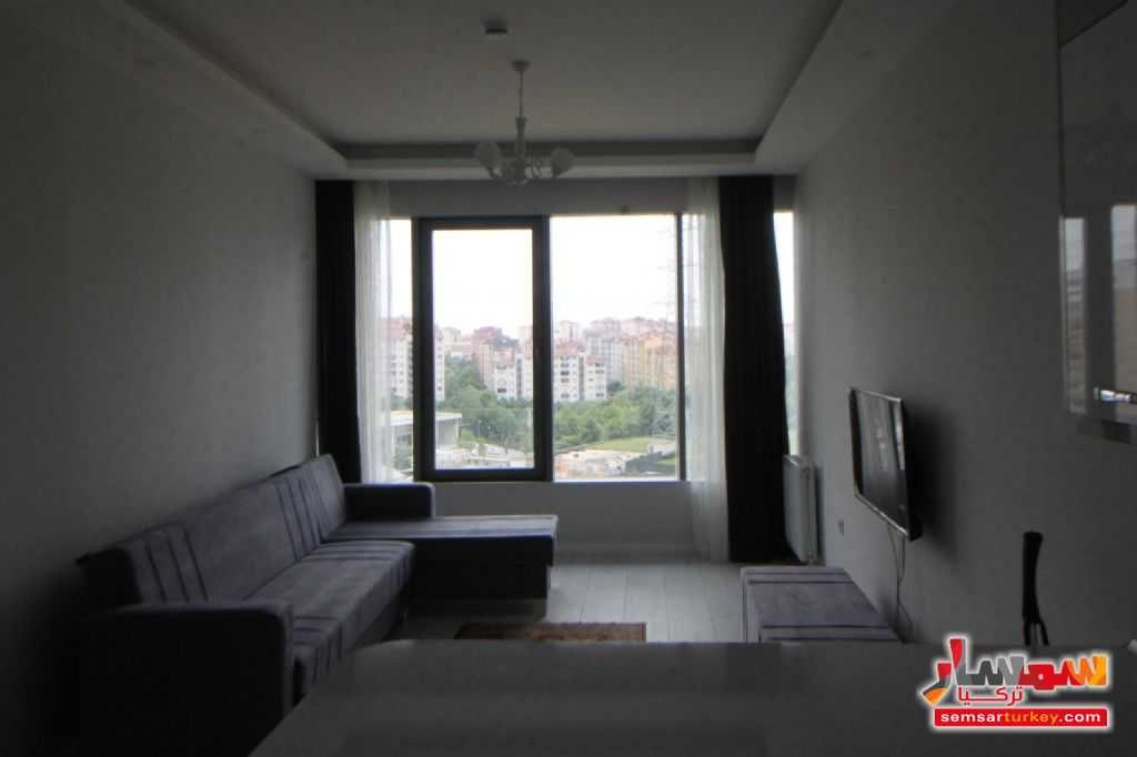 Photo 25 - Apartment 1 bedroom 1 bath 75 sqm lux For Rent Bashakshehir Istanbul