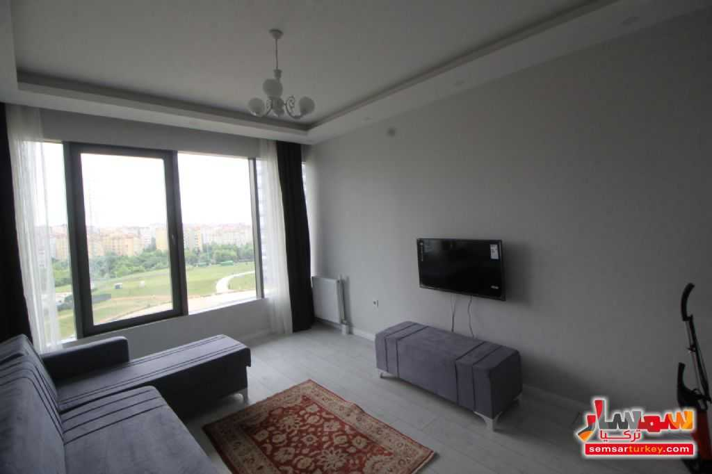 Photo 26 - Apartment 1 bedroom 1 bath 75 sqm lux For Rent Bashakshehir Istanbul