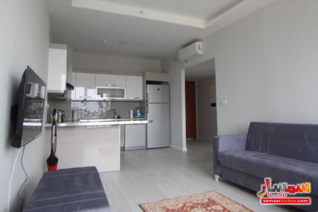 Photo 7 - Apartment 1 bedroom 1 bath 75 sqm lux For Rent Bashakshehir Istanbul