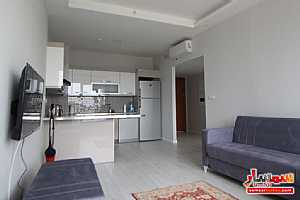 Apartment 1 bedroom 1 bath 75 sqm lux For Rent Bashakshehir Istanbul - 7