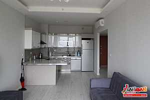 Apartment 1 bedroom 1 bath 75 sqm lux For Rent Bashakshehir Istanbul - 9