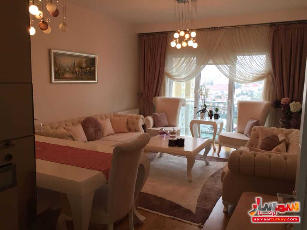 Photo 4 - Apartment 2 bedrooms 1 bath 113 sqm extra super lux For Sale Bashakshehir Istanbul