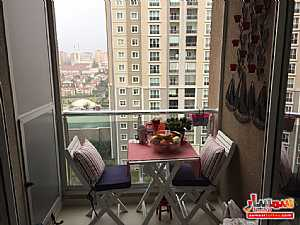 Apartment 2 bedrooms 1 bath 113 sqm extra super lux For Sale Bashakshehir Istanbul - 7