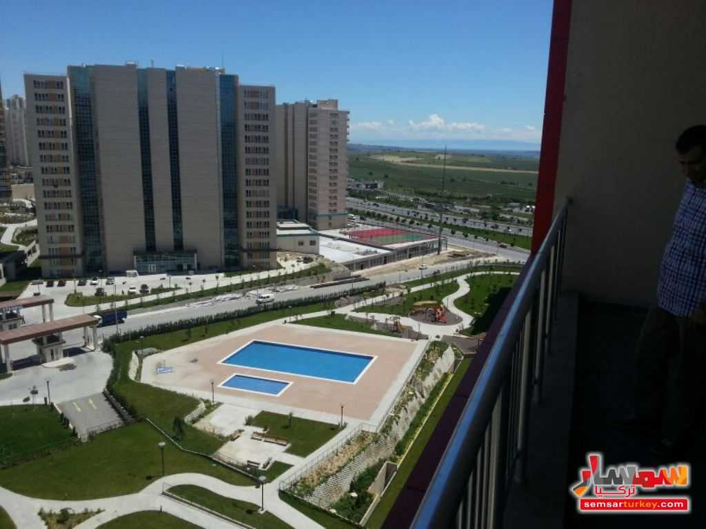 Photo 4 - Apartment 2 bedrooms 1 bath 92 sqm lux For Sale Bashakshehir Istanbul
