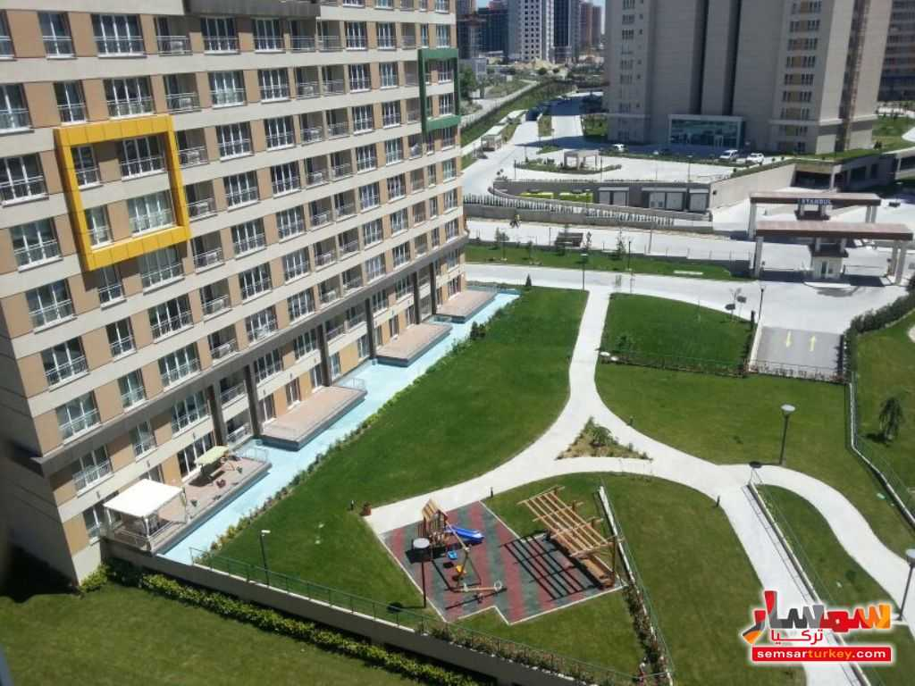Photo 3 - Apartment 2 bedrooms 1 bath 92 sqm lux For Sale Bashakshehir Istanbul