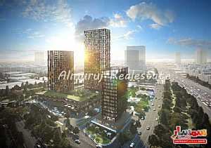 Ad Photo: Apartment 1 bedroom 1 bath 40 sqm super lux in Bagcilar  Istanbul