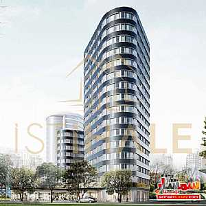 Apartment 1 bedroom 1 bath 66 sqm super lux For Sale Esenyurt Istanbul - 2