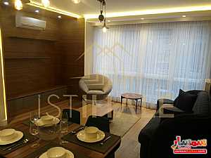 Apartment 1 bedroom 1 bath 66 sqm super lux For Sale Esenyurt Istanbul - 8