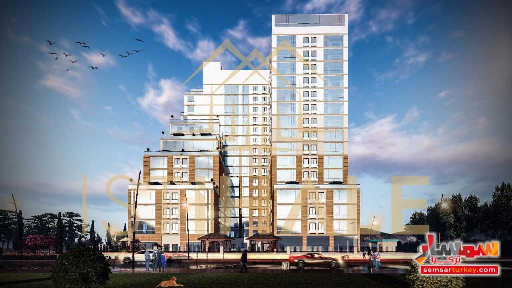 Photo 1 - Apartment 2 bedrooms 1 bath 107 sqm super lux For Sale Esenyurt Istanbul