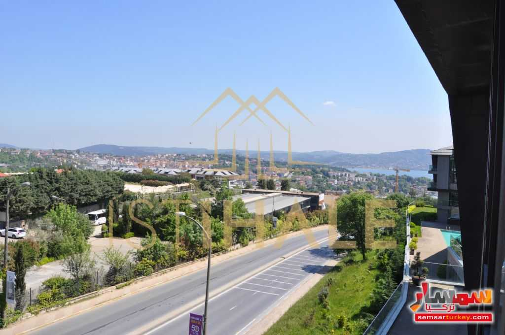 Photo 2 - Apartment 1 bedroom 1 bath 130 sqm extra super lux For Sale Sariyer Istanbul