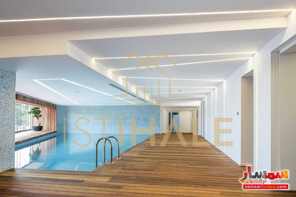 Photo 8 - Apartment 1 bedroom 1 bath 130 sqm extra super lux For Sale Sariyer Istanbul