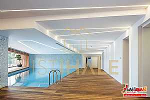 Apartment 1 bedroom 1 bath 130 sqm extra super lux For Sale Sariyer Istanbul - 8