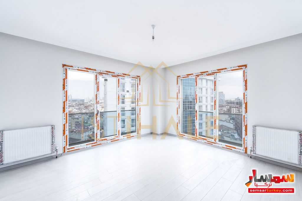 Photo 1 - Apartment 2 bedrooms 1 bath 81 sqm super lux For Sale Kagithane Istanbul
